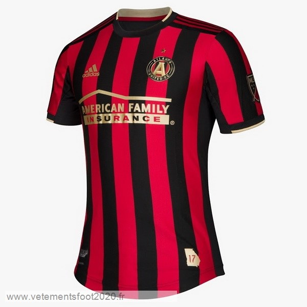 Domicile Maillot Atlanta United 2019 2020 Rouge Vente Maillot Foot