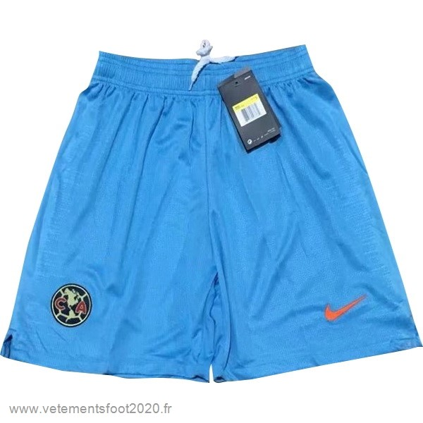 Third Pantalon Club América 2019 2020 Bleu Vente Maillot Foot