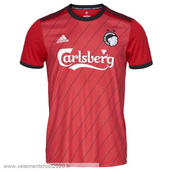 Third Maillot Copenhague 2020 2021 Rouge Vente Maillot Foot