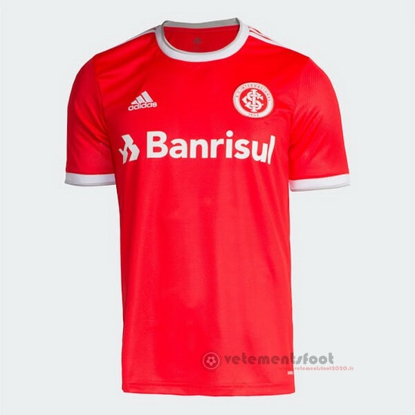 Domicile Maillot Internacional 2020 2021 Rouge Vente Maillot Foot