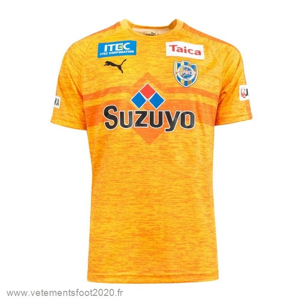 Domicile Maillot Shimizu S Pulse 2019 2020 Orange Vente Maillot Foot