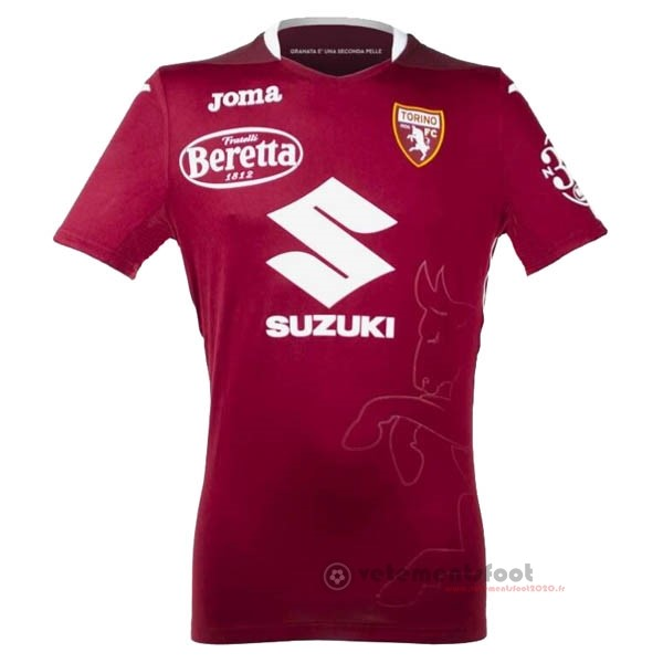 Domicile Maillot Torino 2020 2021 Rouge Vente Maillot Foot