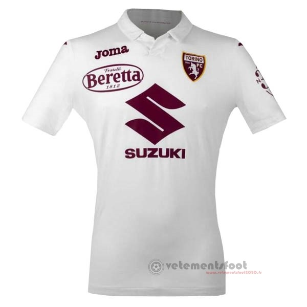 Exterieur Maillot Torino 2020 2021 Blanc Vente Maillot Foot