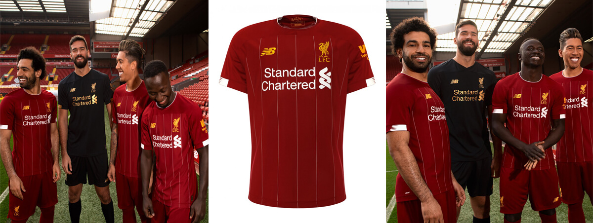 Maillot De Foot Liverpool